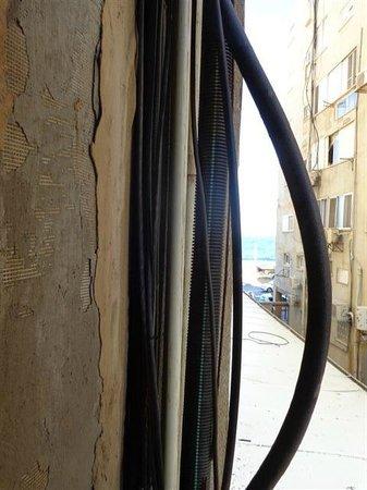 Armon Yam Hotel : Fensterblick