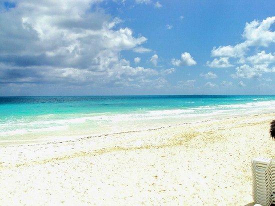Memories Paraiso Azul Beach Resort : Beach