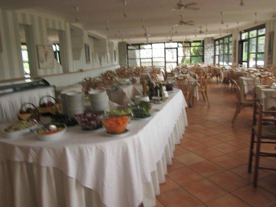 Hotel Valle Verde: SALA COLAZIONE