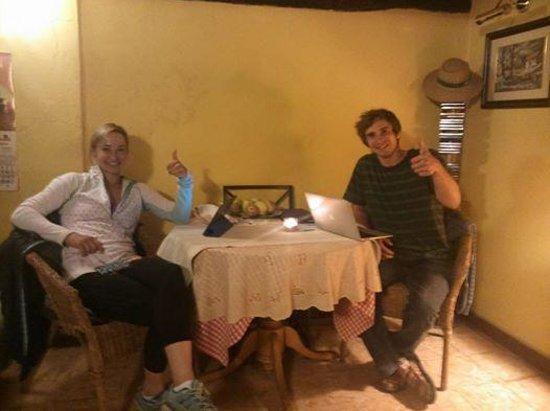 Daniel woods and cortney picture of casa rural ca calbet margalef tripadvisor - Casa rural daniel ...