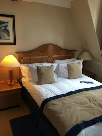 Radisson Blu Hotel, Leeds: Bed
