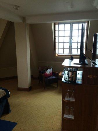 Radisson Blu Hotel, Leeds: Room View