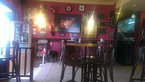 La Ermita Tapas Bar : Bar