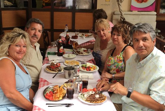 Monastiraki: My favorite souvlaki restaurant