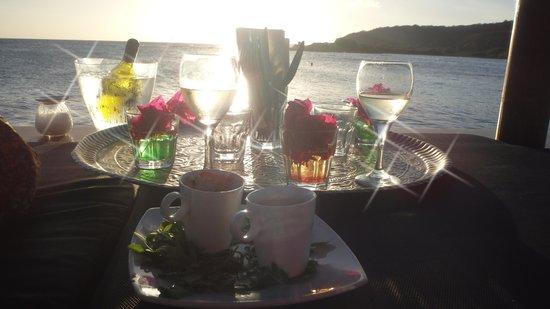 Zanzibar Lounge and Restaurant: Entrada