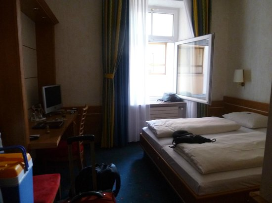 Hotel Torbraeu: double room
