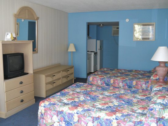 Aquarius Motels Room Photo