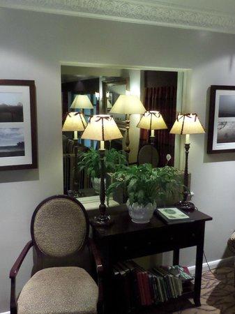 Three Ways House Hotel: Guest 'sitting room'
