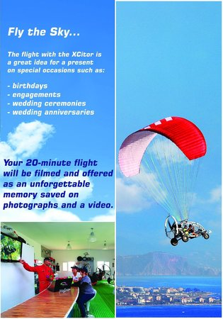 TRIKEFORCE - Powered Paragliding: FLY TOUR KATALOG 5