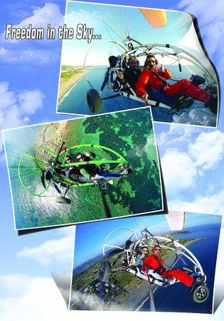 TRIKEFORCE - Powered Paragliding: FLY TOUR KATALOG 6