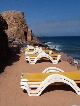 R2 Rio Calma Hotel & Spa & Conference : En bord de mer