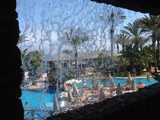 R2 Rio Calma Hotel & Spa & Conference : La cascade