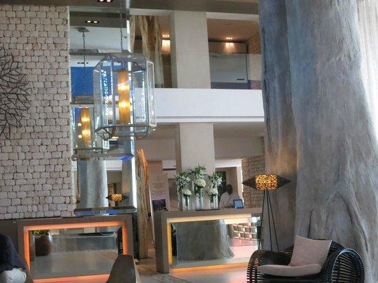 Sofitel Essaouira Mogador Golf & Spa: Lobby