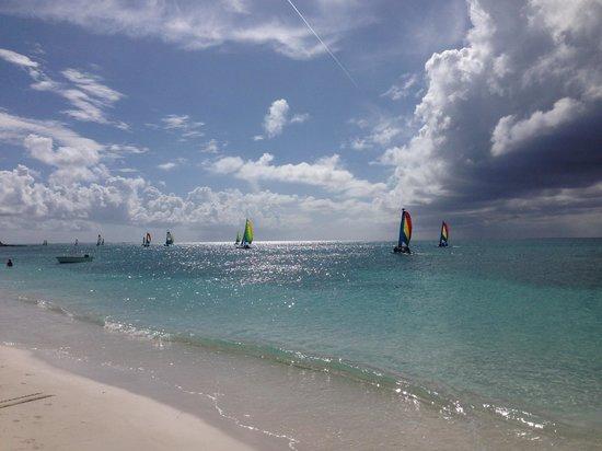 Club Med Turkoise, Turks & Caicos : sailing armada