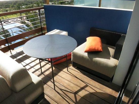 Sofitel Essaouira Mogador Golf & Spa: Balcony