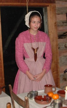 Huntsville, AL: Visitors to our Historic Park will find interpreters in historic clothing.
