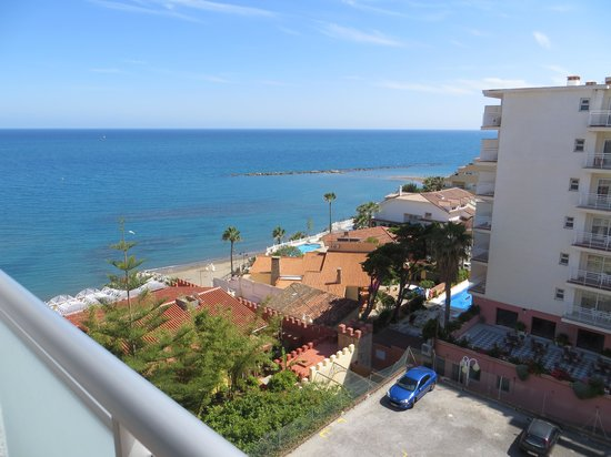 TUI Sensimar Riviera by MedPlaya: View from balcony of room 617