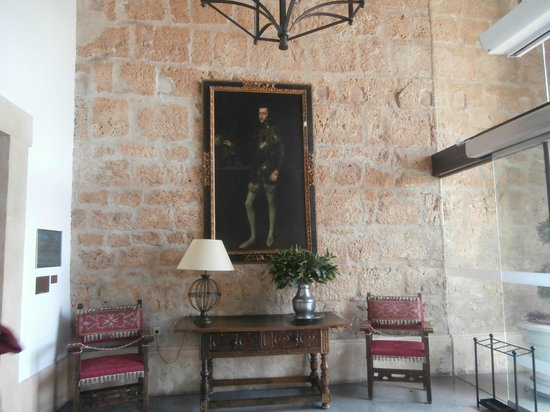 Parador de Lerma: The old Duke