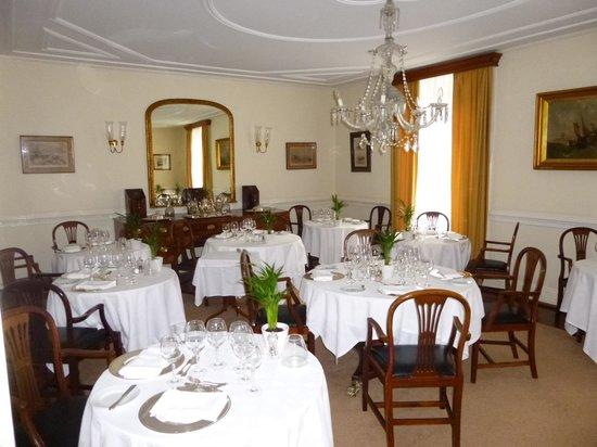 Quinta da Bela Vista: Fine dining