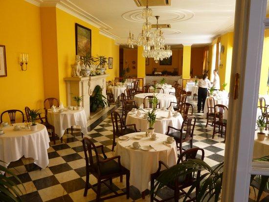 Quinta da Bela Vista: Breakfast room