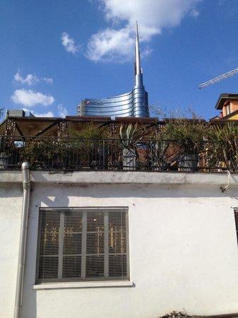 10 Corso Como: Roof garden