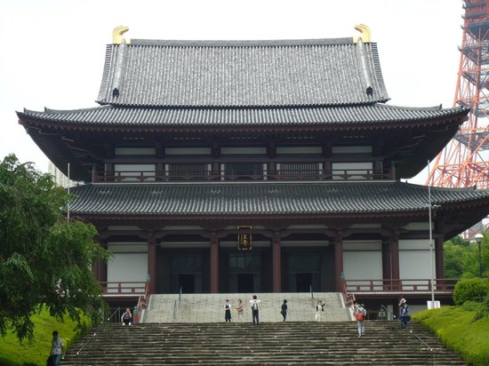 Zojoji Temple : Templo