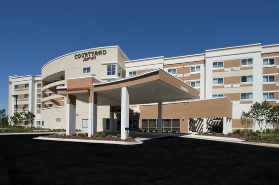 Courtyard Columbus: Welcome to the brand new Courtyard by Marriott Columbus!