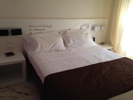 Hotel Residence Esplanade: slaapkamer