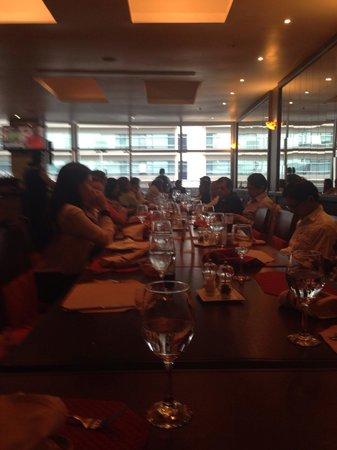 Sonesta Hotel Guayaquil : Una buena reunión de trabajo !!