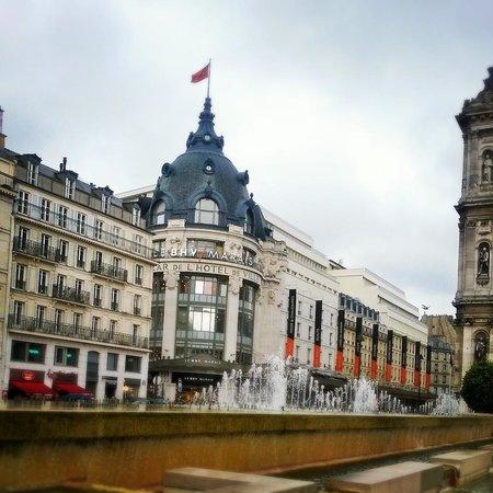 Hotel de ville picture of le marais paris tripadvisor - Location marais paris ...