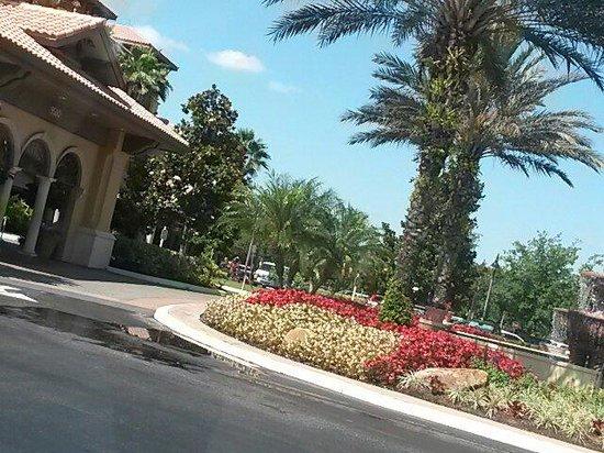 Wyndham Grand Orlando Resort Bonnet Creek: Lugar maravilhoso