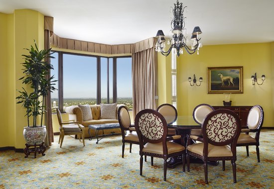 Boca Raton Resort, A Waldorf Astoria Resort : Presidential Suite in the Tower