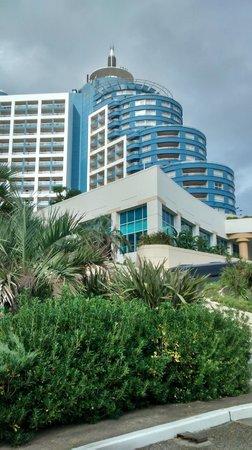 Conrad Punta del Este Resort & Casino: O grande Conrad!