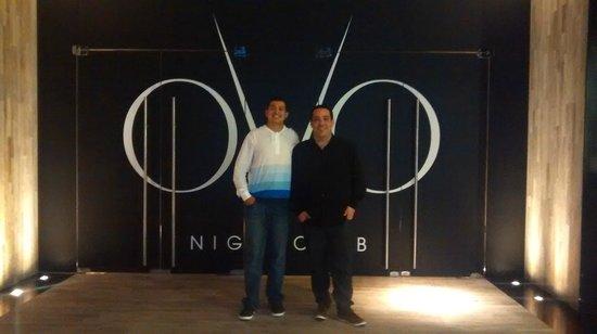 Conrad Punta del Este Resort & Casino: Boate oVo
