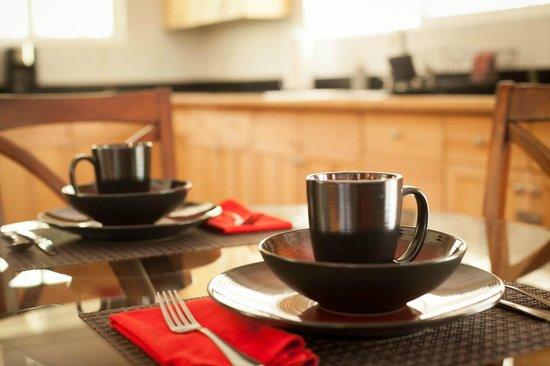 5th Street Ohana: Dining Table