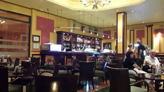 Hotel Antequera: Bar