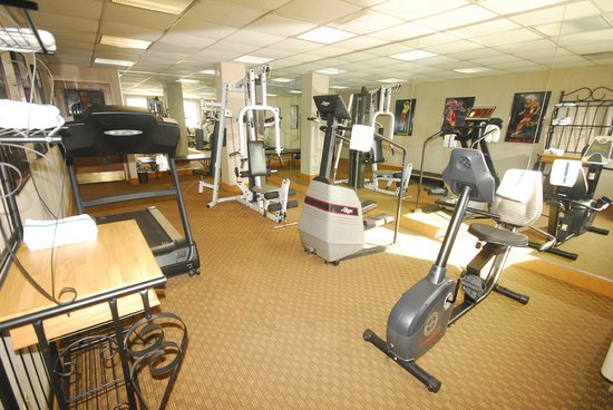 Days Inn & Suites Northwest Indianapolis: Fitness Center