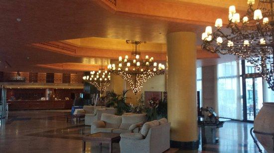 Hotel Antequera : Empfangsbereich
