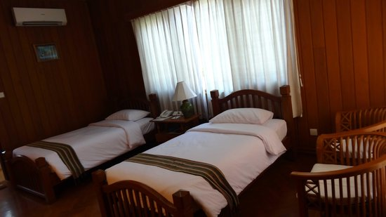 Win Unity Resort Hotel: Chambre