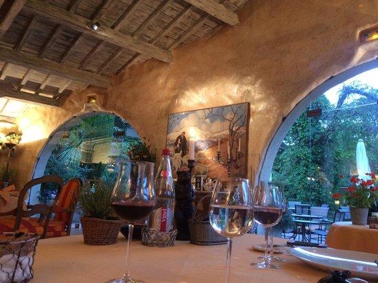 Chateau De Riell: Restaurant