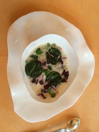 Chateau De Riell: Potato Soup - like none before