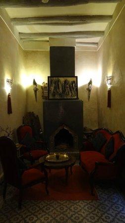 Riad Menzeh : Salon de détente