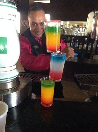 Majestic Elegance Punta Cana : Pedro! Best bartender!