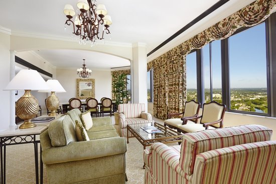 Boca Raton Resort, A Waldorf Astoria Resort : Executive Suite in the Tower