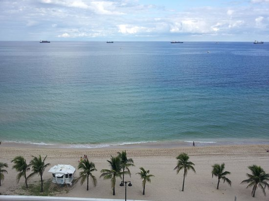 The Westin Beach Resort, Fort Lauderdale : Photo from room