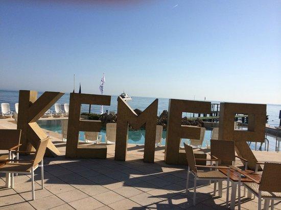 Club Med Kemer: piscine