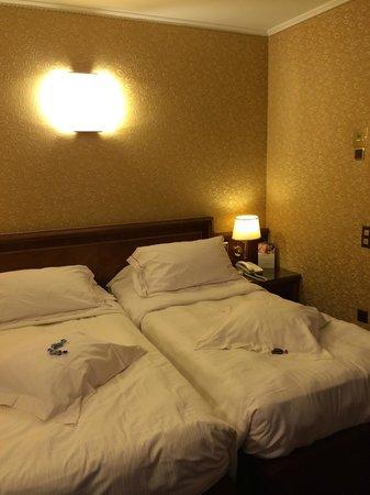 Lugano Dante Center Swiss Quality Hotel: vista do quarto