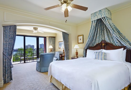 Boca Raton Resort, A Waldorf Astoria Resort: Guest Room in the Yacht Club