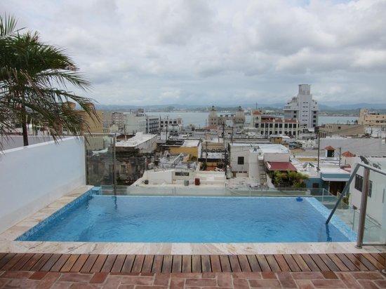 La Terraza de San Juan : Rooftop Plunge Pool