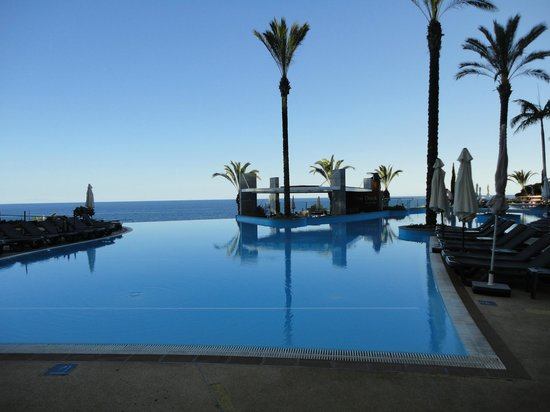 Pestana Promenade Ocean Resort Hotel : Pestana promendae pool view